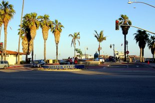 Stearns Wharf Pier Entrance- (medium sized photo)